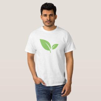Camiseta Diseño gráfico verde verde de la vida el |
