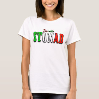 Camiseta Diseño italiano divertido para el fondo ligero