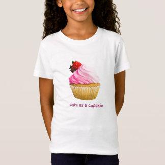 Camiseta Diseño lindo de la magdalena