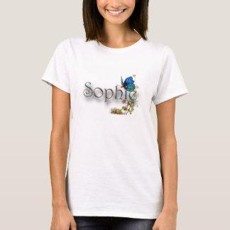 """Camiseta Diseño personalizado de """"Sophie"""""""