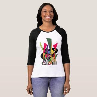 Camiseta Diseño popular de la NUEVA alegría de la selva de