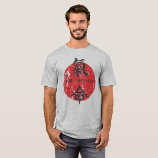 Camiseta diseño vivo de la esperanza del amor