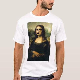 Camiseta Disfraz de Mona Lisa