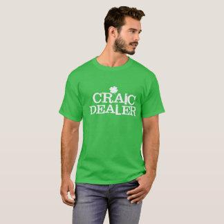 Camiseta distribuidor autorizado divertido de Craic de la