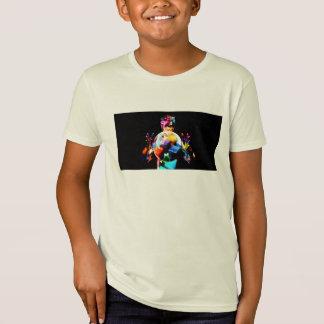 Camiseta Diversidad cultural en la mano de obra y el