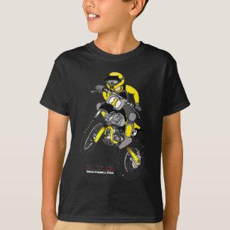 Camiseta ¡Diversión de la motocicleta!
