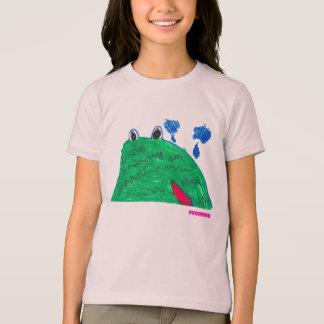 Camiseta Diversión del cocodrilo