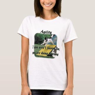 Camiseta Diversión Tanith de la agilidad