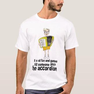 Camiseta Diversión y juegos