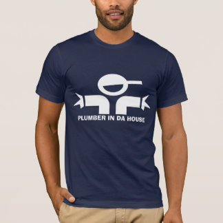 Camiseta divertida con la cita para los fontaneros