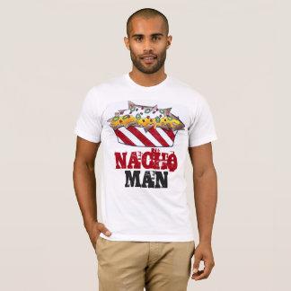 Camiseta divertida de Foodie de los Nachos del