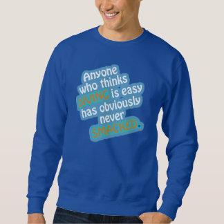 Camiseta divertida de la cita del salto