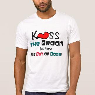 Camiseta divertida de la despedida de soltero