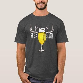 Camiseta divertida de la estación de la cerveza