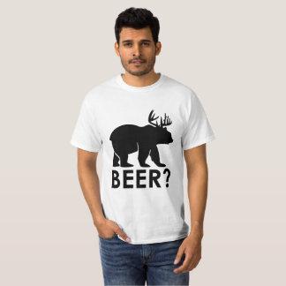 Camiseta divertida de la mordaza del retruécano de