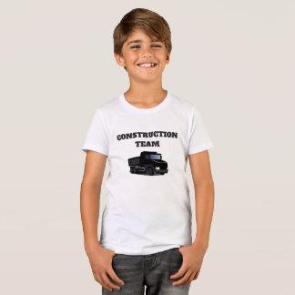 Camiseta divertida de la novedad del camión