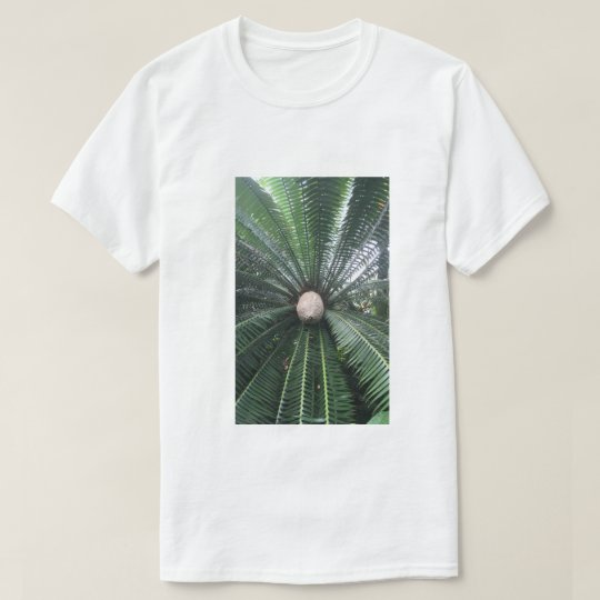 Camiseta divertida de la palma
