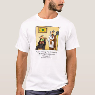 Camiseta divertida de la vasectomía