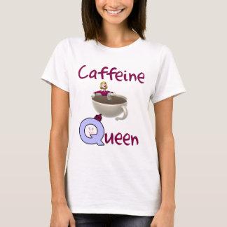 Camiseta divertida del amante del café