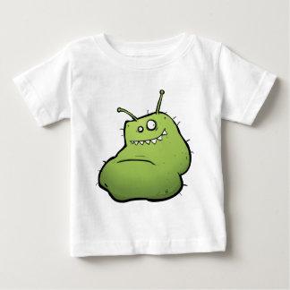 Camiseta divertida del bebé del monstruo -