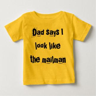 Camiseta divertida del bebé/del niño