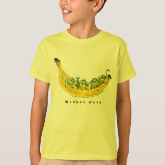 Camiseta divertida del dibujo animado de los
