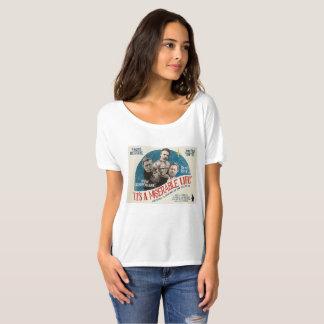 Camiseta divertida del existencialismo de la