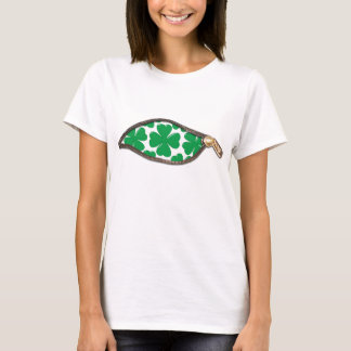Camiseta divertida del interior del irlandés