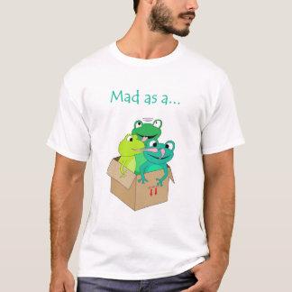 Camiseta divertida del refrán