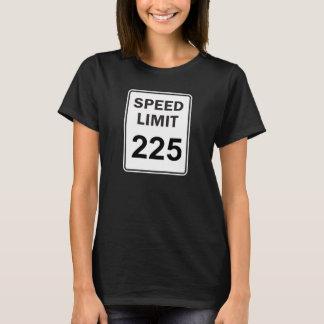 Camiseta divertida del reportero de corte de
