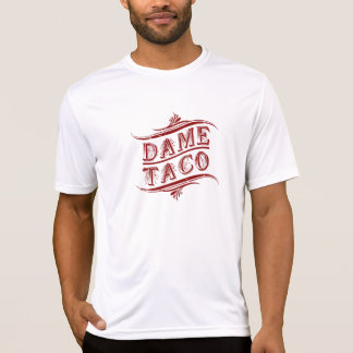 Camiseta divertida del Taco - cultura hispánica