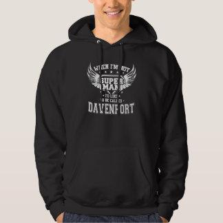 Camiseta divertida del vintage para DAVENPORT