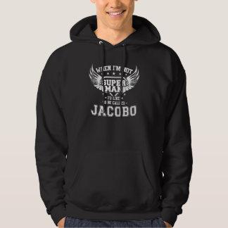 Camiseta divertida del vintage para JACOBO