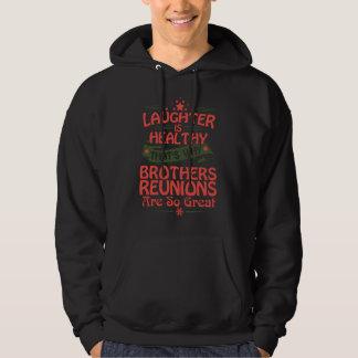 Camiseta divertida del vintage para los HERMANOS