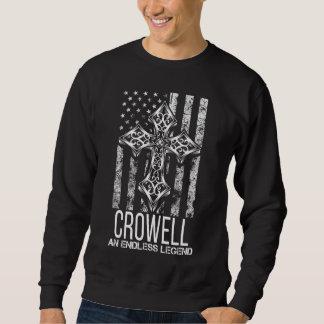 Camiseta divertida para CROWELL
