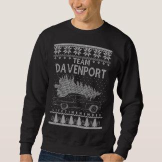 Camiseta divertida para DAVENPORT