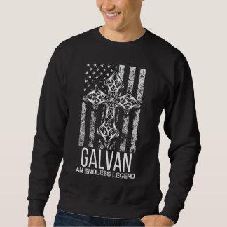 Camiseta divertida para GALVAN