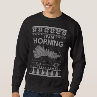 Camiseta divertida para HORNING