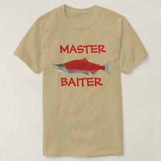 Camiseta Divertido a pescado