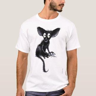 Camiseta Divertido lindo Aye-Aye