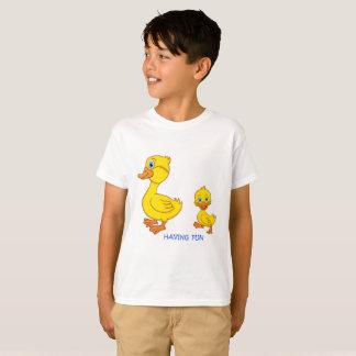 Camiseta Divertirse
