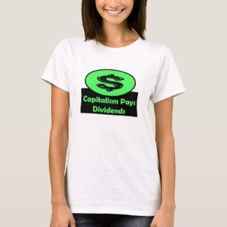 Camiseta Dividendos del capitalismo II