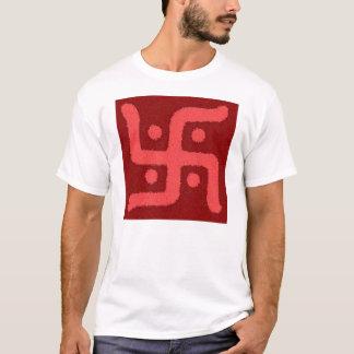 Camiseta divina de la cruz gamada 2