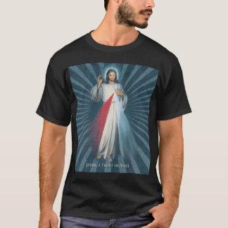 Camiseta divina de la misericordia