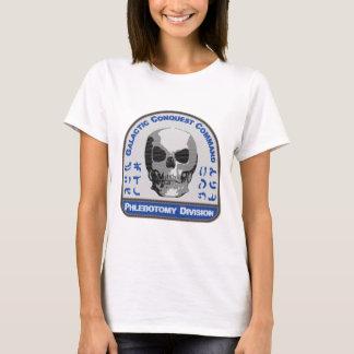 Camiseta División de la flebotomía - comando galáctico de
