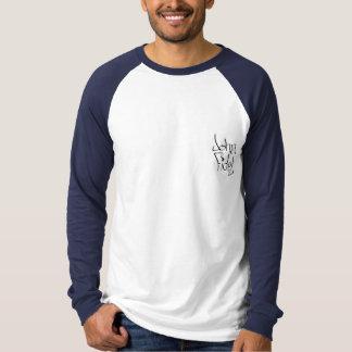 Camiseta DJ Delphi/camiseta larga de la manga de Juan Fidel