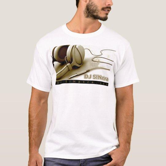 Camiseta DJ SINatra