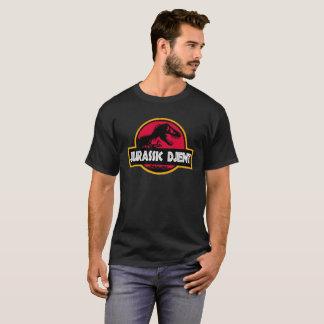 Camiseta Djent jurásico