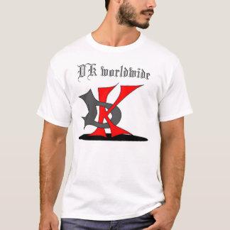 Camiseta DK por todo el mundo