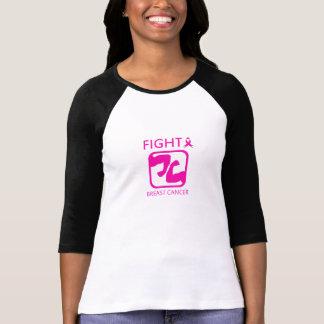 Camiseta Doblar los brazos para luchar el cáncer de pecho
